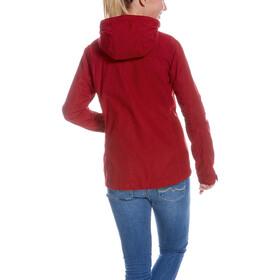 Tatonka Vinjo Hooded Jacket Women lava red